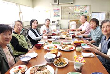 奈良橋・食事会