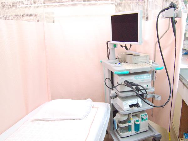 胃カメラ(経鼻内視鏡)